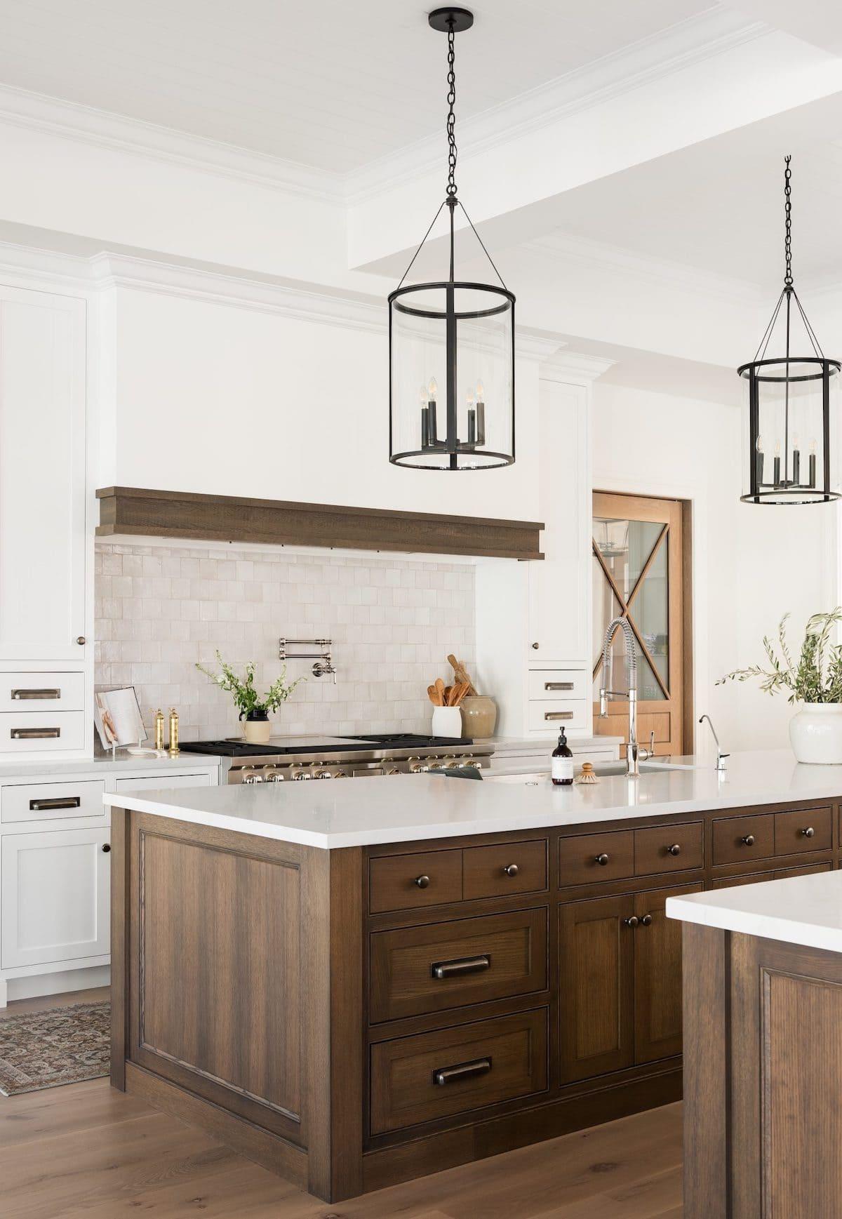 белая кухня фото 1