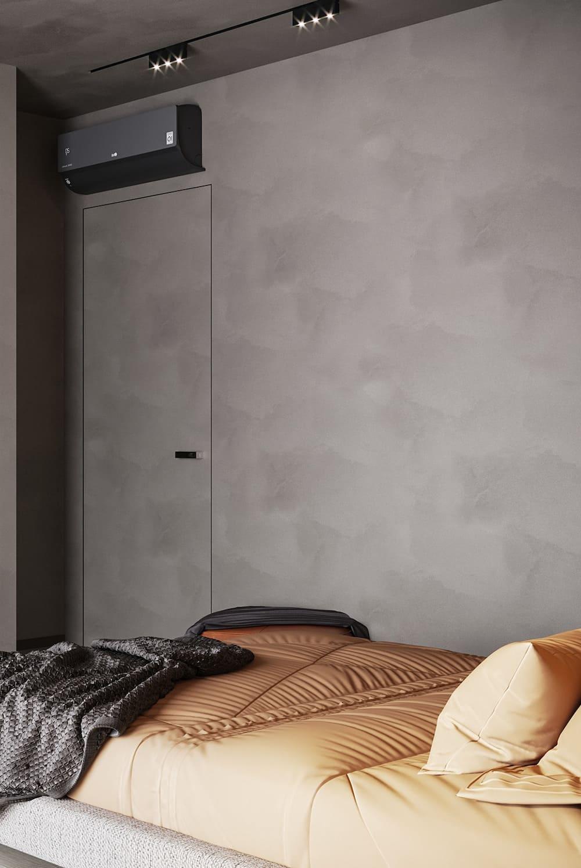 спальня в современном стиле фото 6