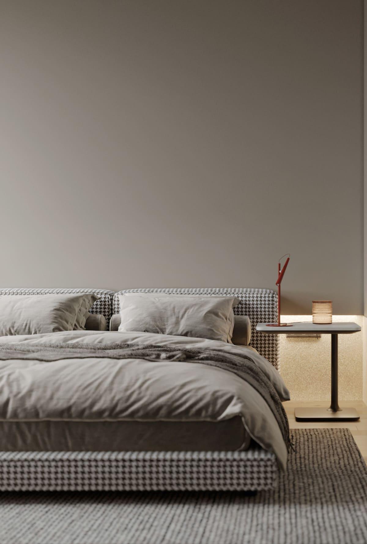 спальня в современном стиле фото 79