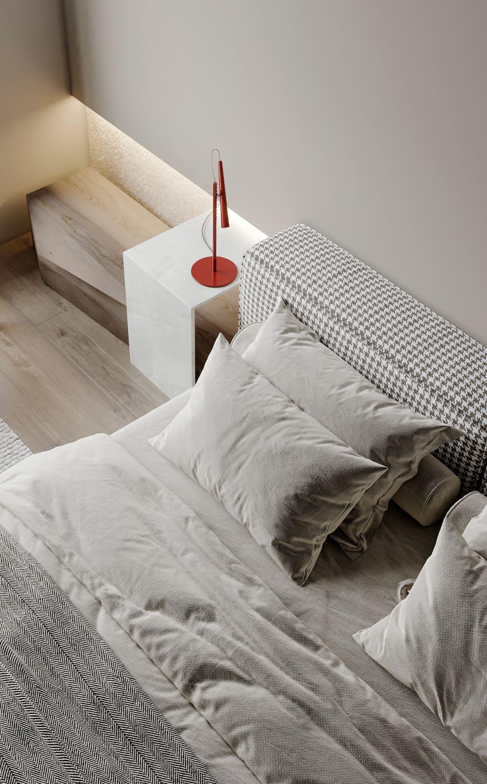 спальня в современном стиле фото 80