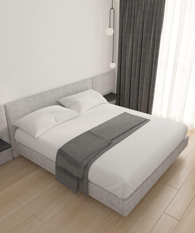 спальня в современном стиле фото 89