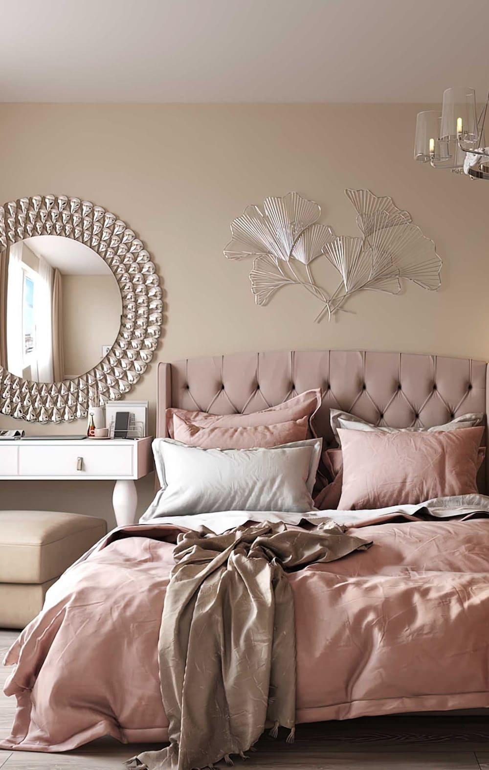 спальня в современном стиле фото 63