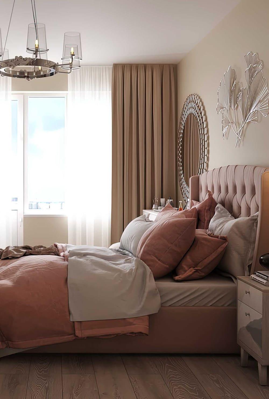 спальня в современном стиле фото 64