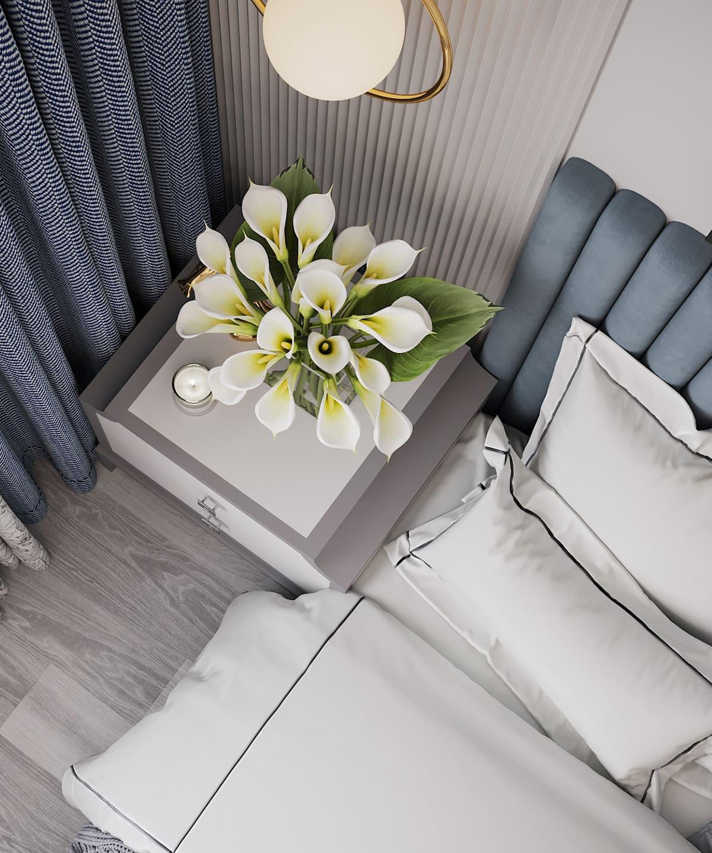 спальня в современном стиле фото 62