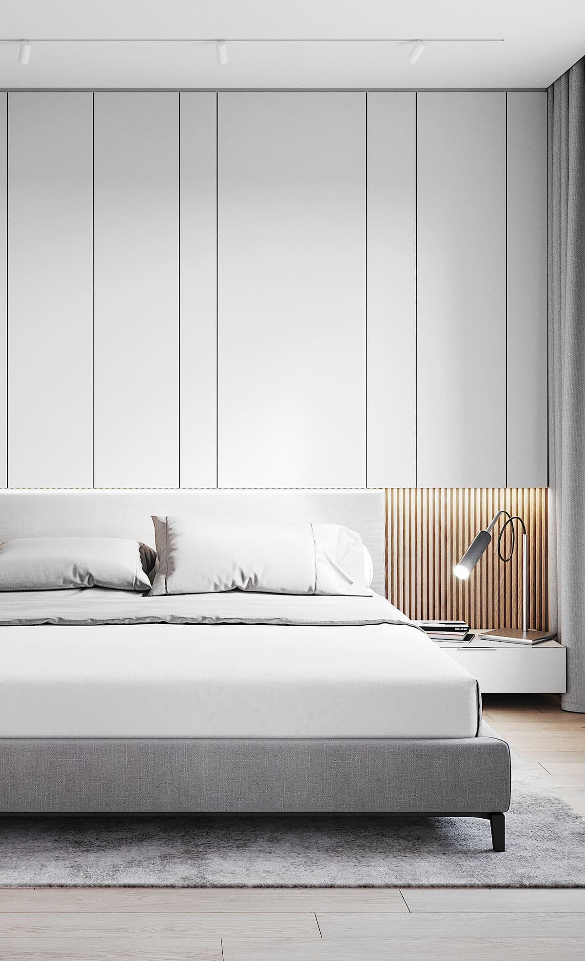спальня в современном стиле фото 85
