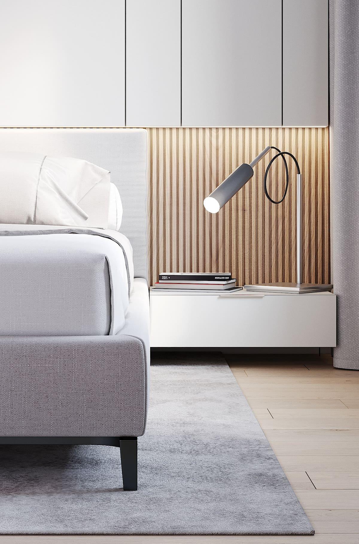 спальня в современном стиле фото 86
