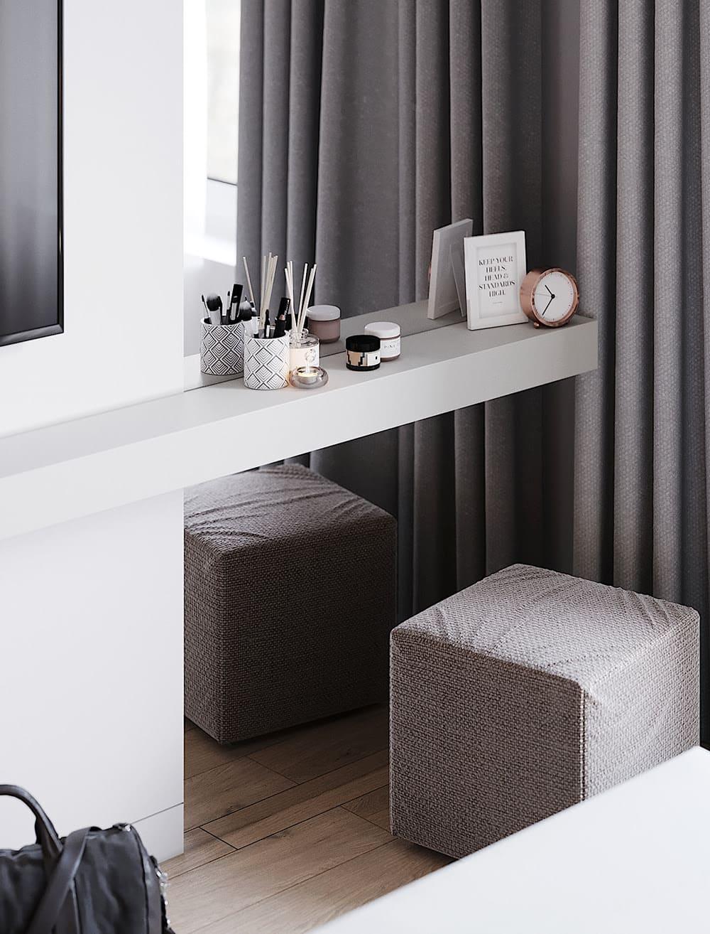 спальня в современном стиле фото 92