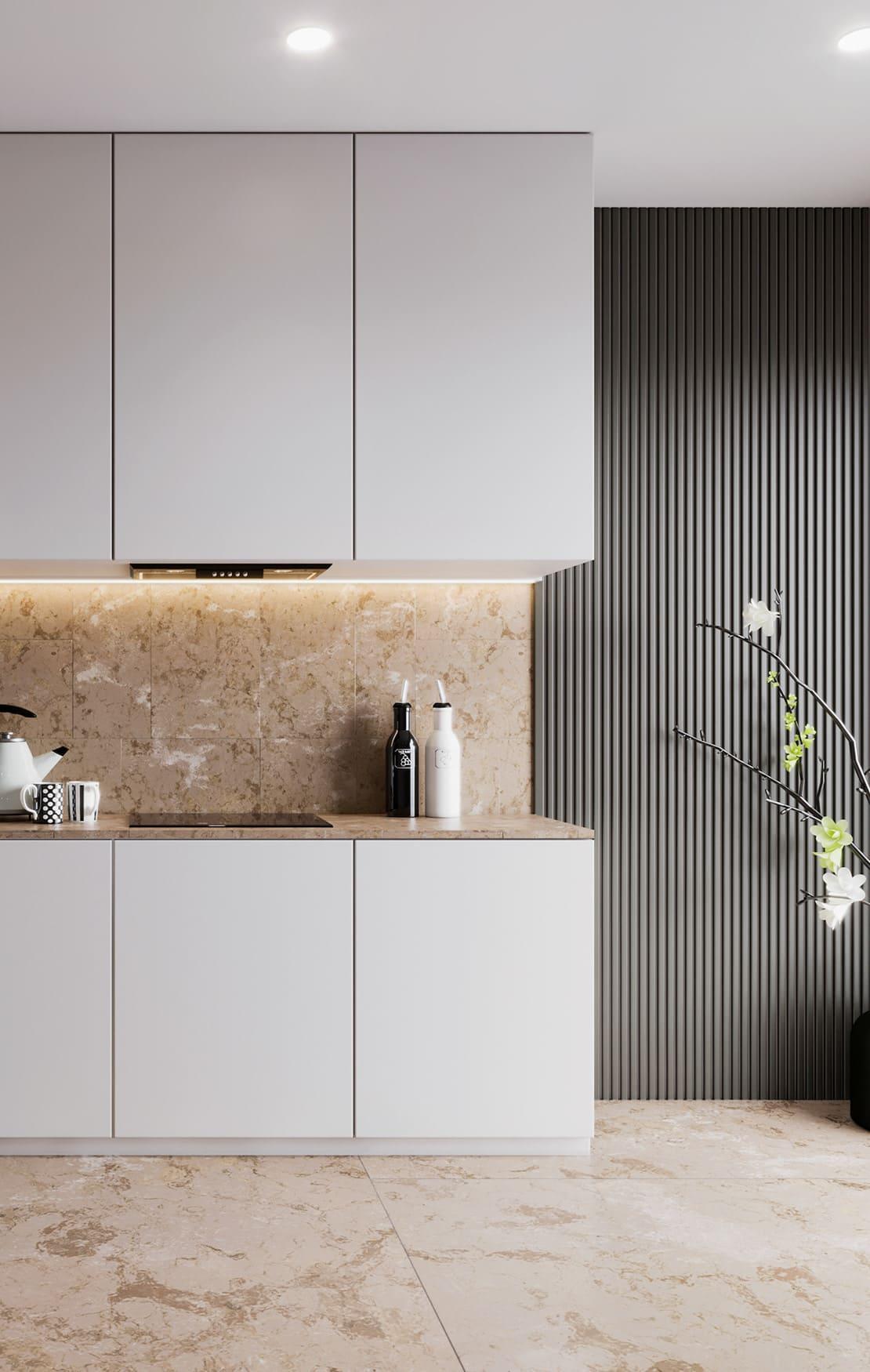 дизайн кухни в современном стиле фото 57
