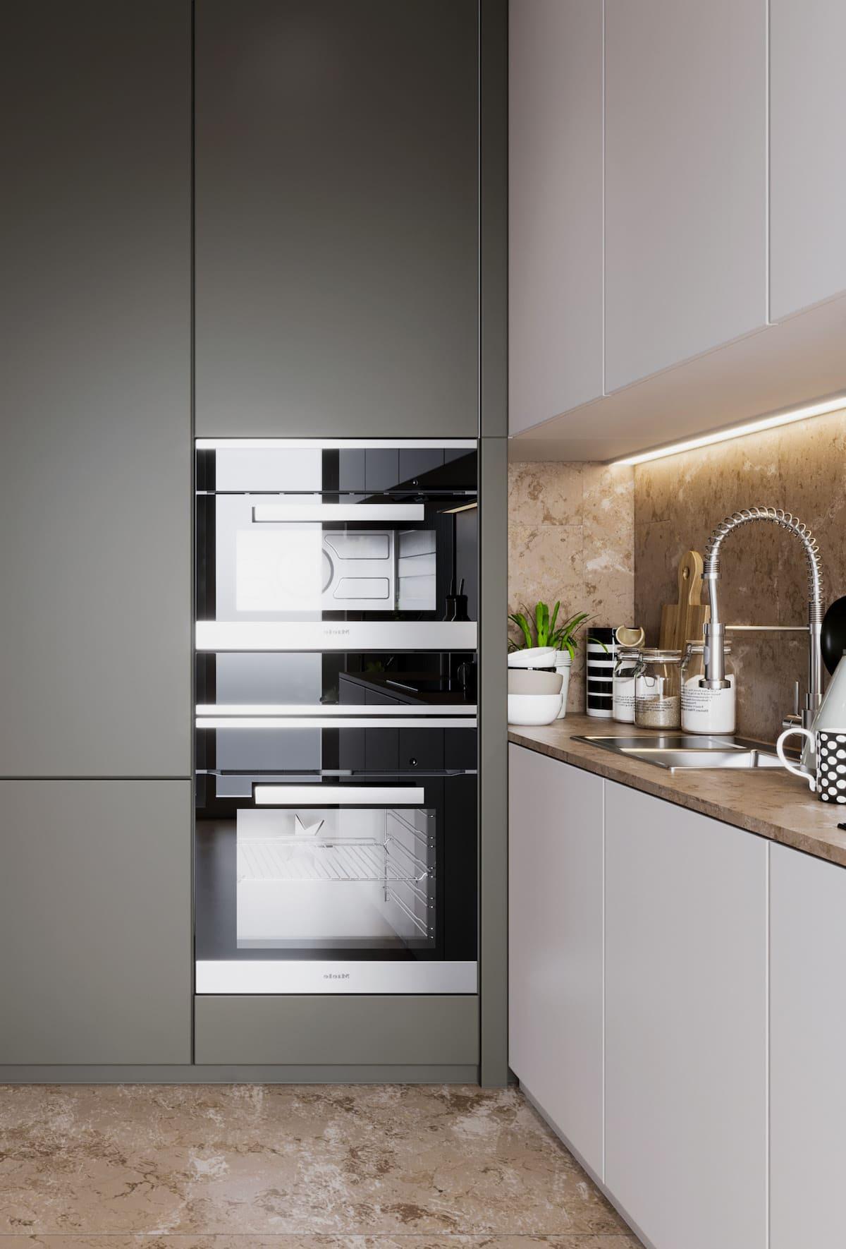 дизайн кухни в современном стиле фото 58