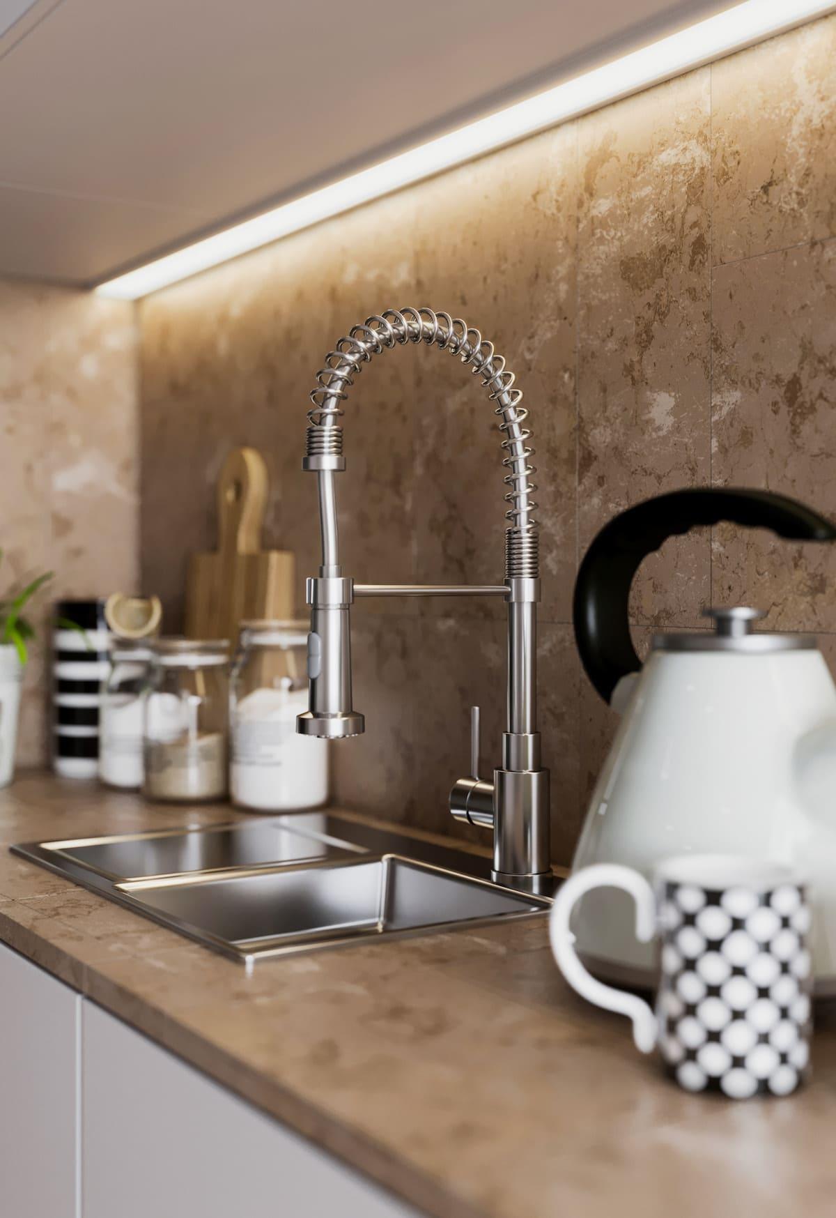 дизайн кухни в современном стиле фото 59