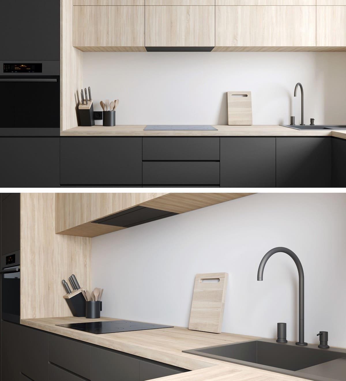 дизайн кухни в современном стиле фото 63
