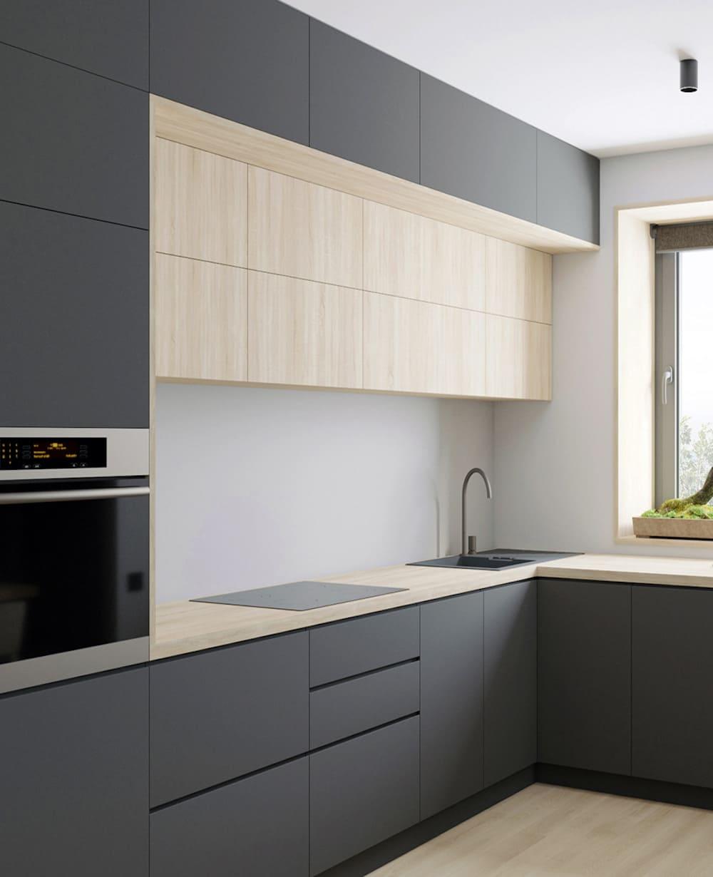 дизайн кухни в современном стиле фото 66