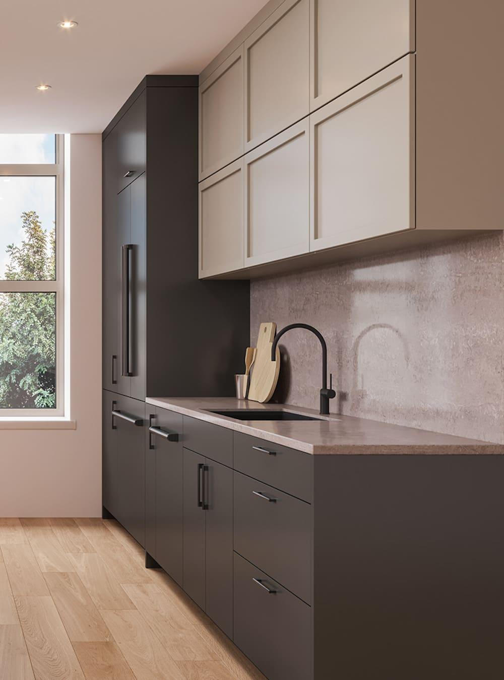 дизайн кухни в современном стиле фото 93