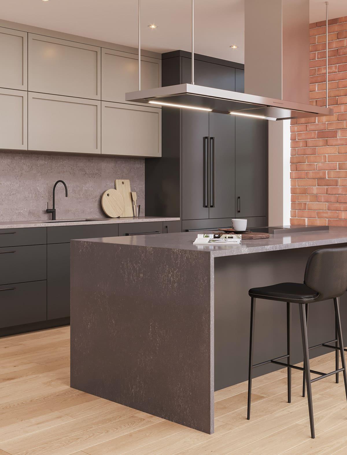 дизайн кухни в современном стиле фото 95