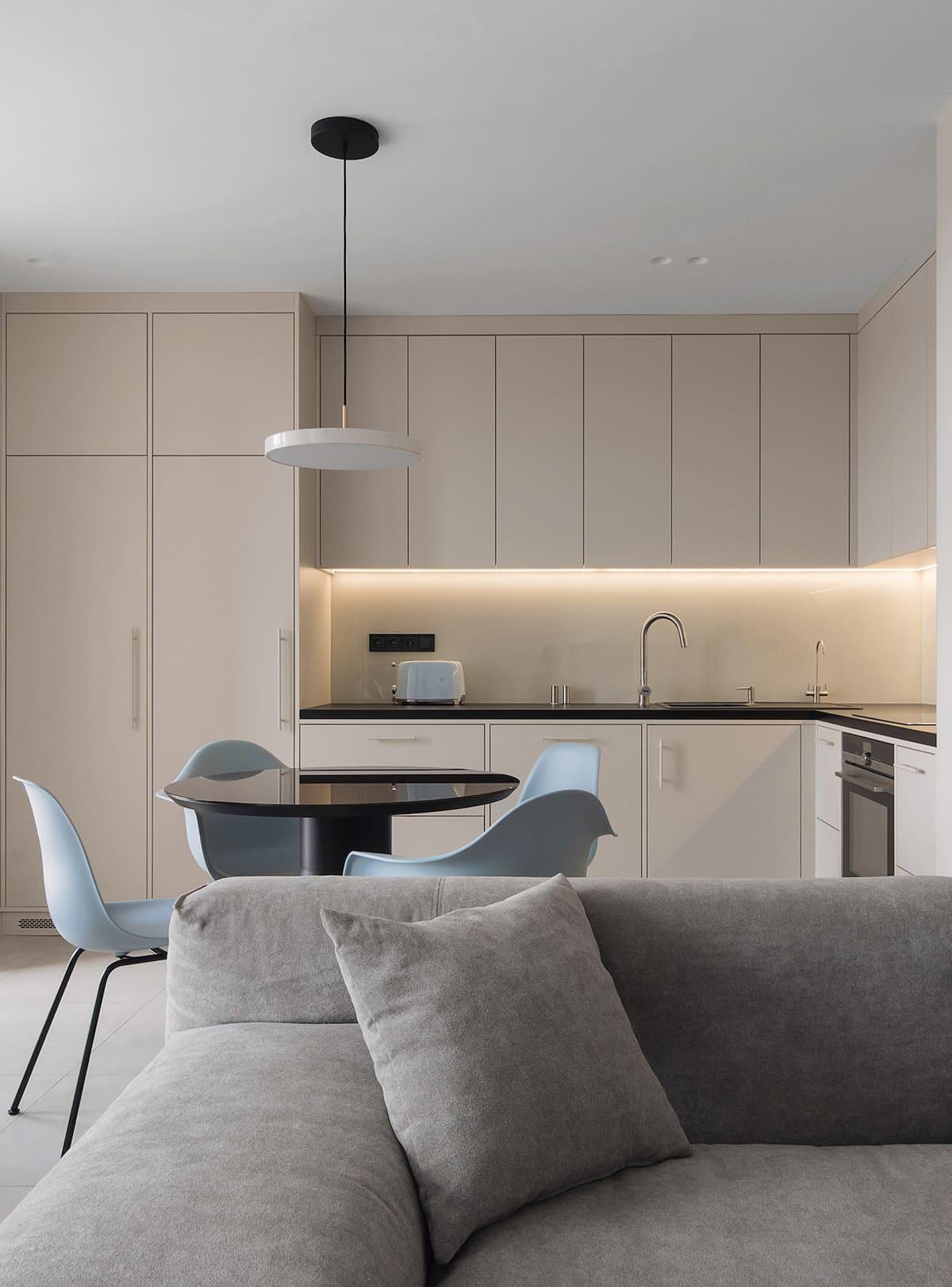 дизайн кухни в современном стиле фото 48