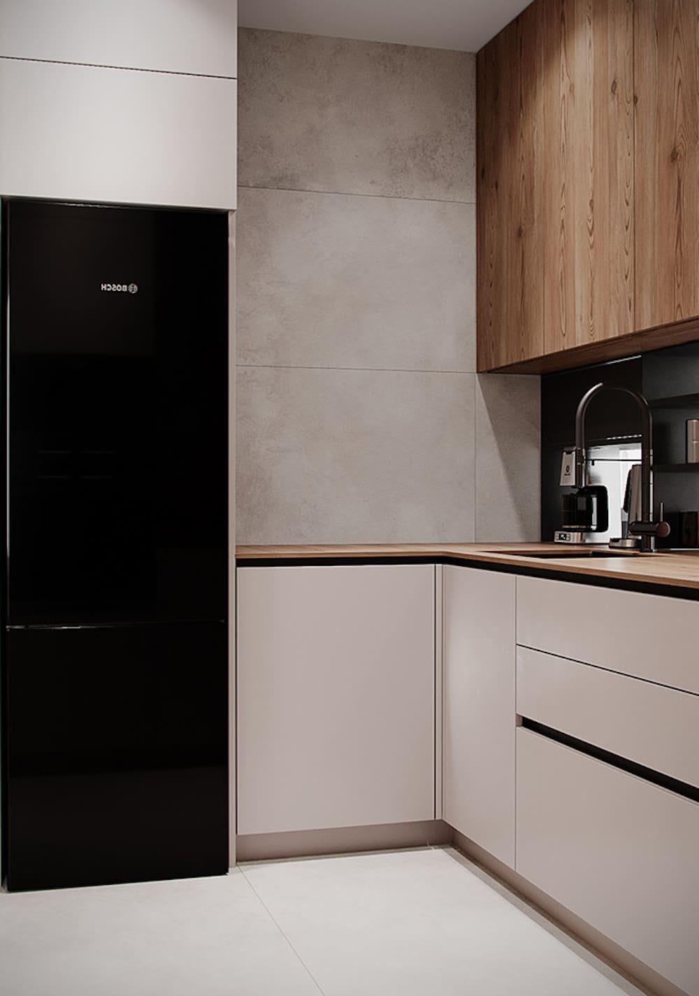 дизайн кухни в современном стиле фото 69