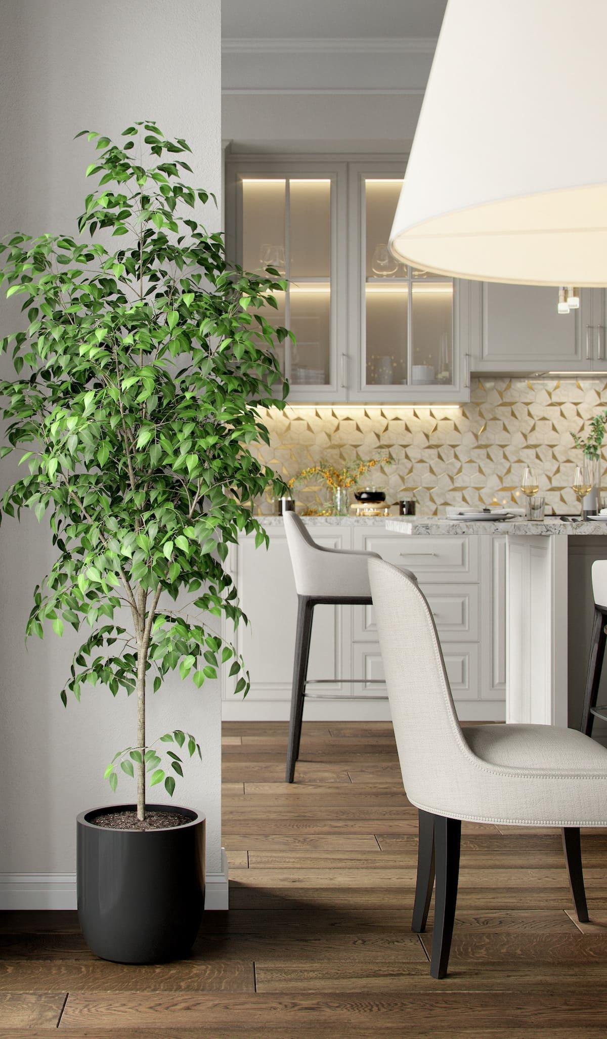дизайн кухни в современном стиле фото 26