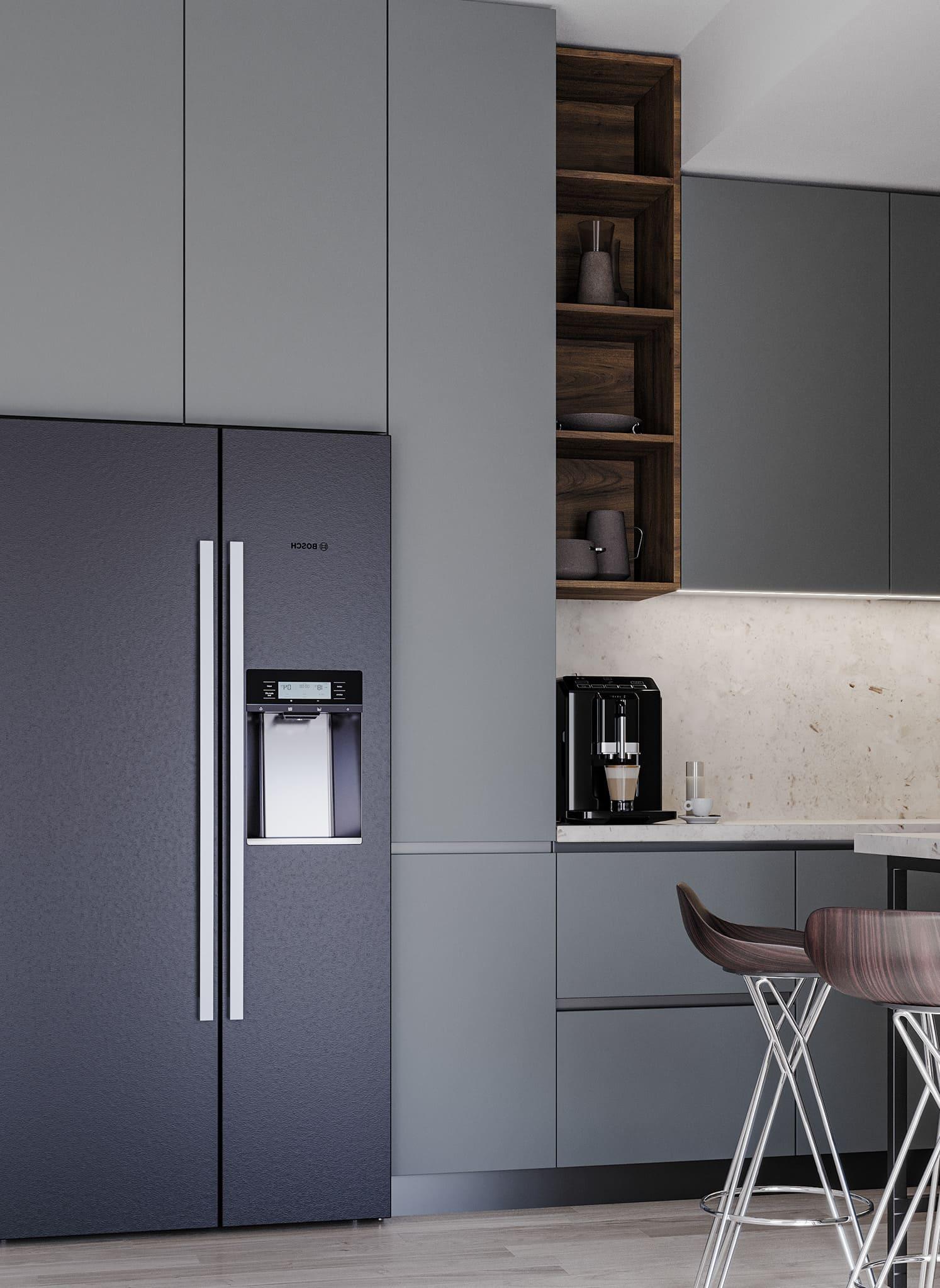 дизайн кухни в современном стиле фото 98