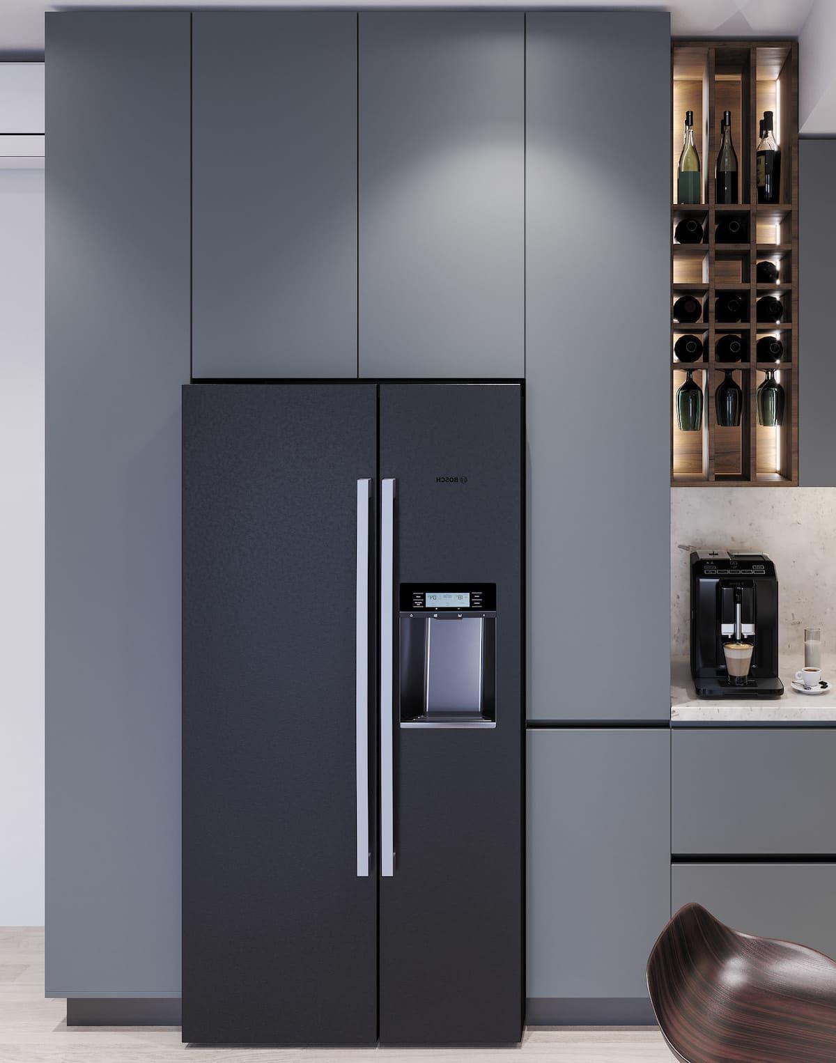 дизайн кухни в современном стиле фото 100